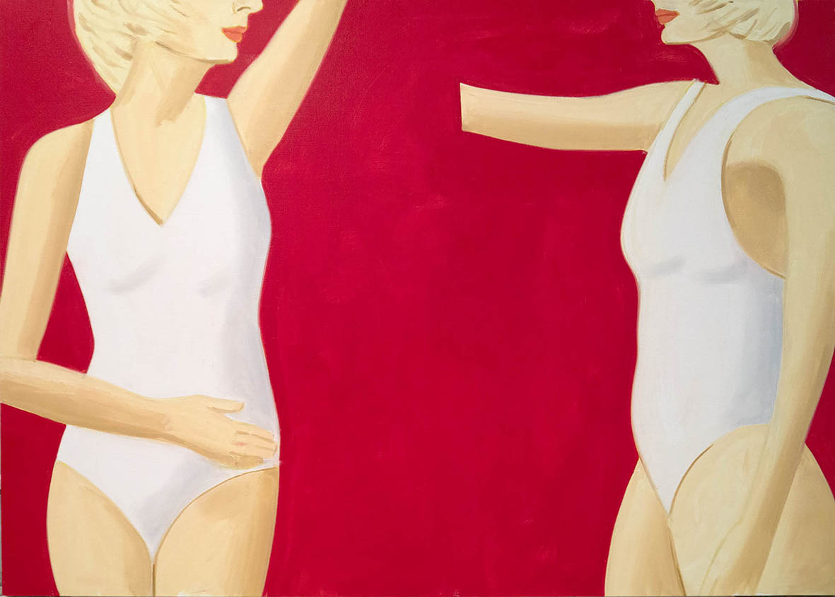 Alex Katz's Coca-Cola Girls are coming to London
