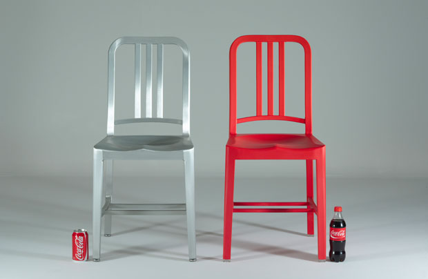 Emeco S Coca Cola Chairs Grace Green Chemical Co Design
