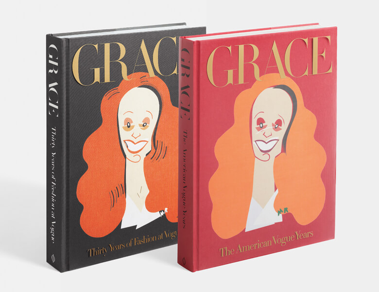 Grace: 30 Years of Fashion at Vogue and Grace: The American Vogue Years