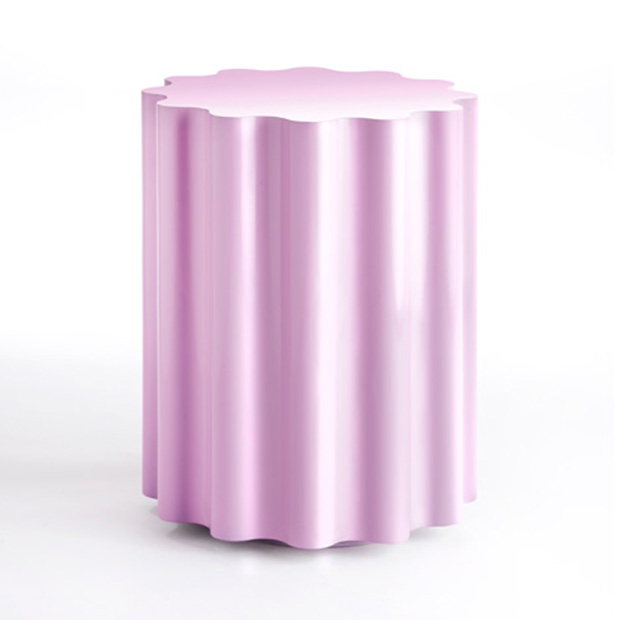 The Colonia stool from Kartell's new Sottsass range