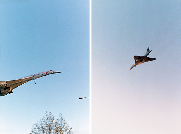 When Wolfgang Tillmans shot Concorde