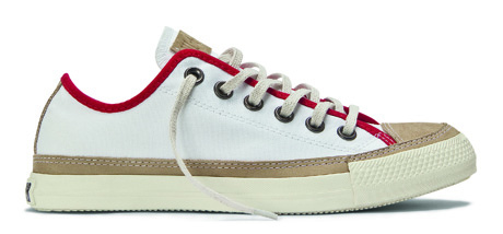 Converse x Oscar Niemeyer's Chuck Taylor All Star Oxford