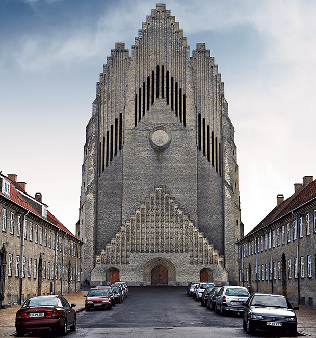 Grundtvigs Kirke, Copenhagen. From our Wallpaper* City Guide. Picture by Ibsen & Co