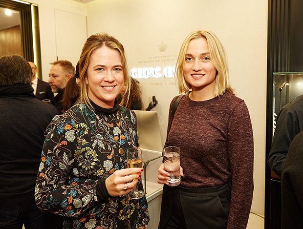 Revellers at the Copenhagen Wallpaper* City Guide launch in London, December 2015