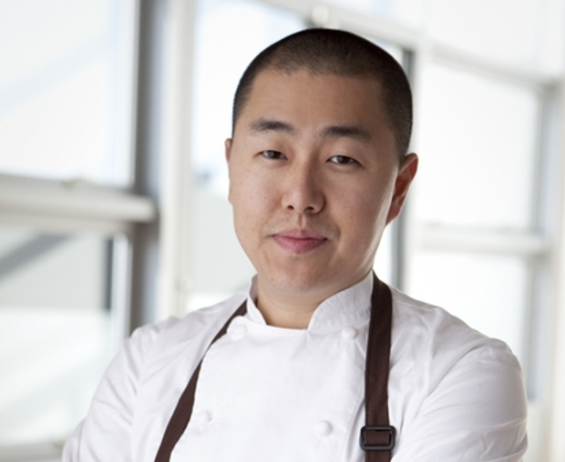 Corey Lee is Eater's Chef of the Year 2016!