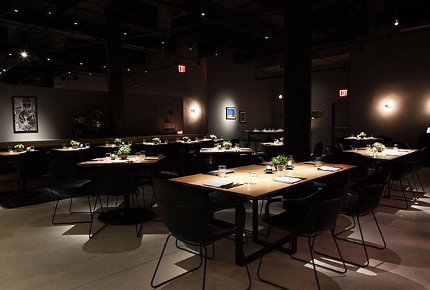 Enrique Olvera's Cosme restaurant. Image courtesy of Cosmenyc.com
