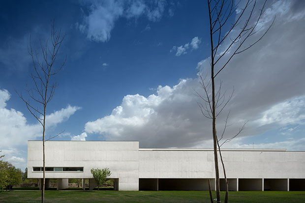 Álvaro Siza's latest project is tinged with sadness