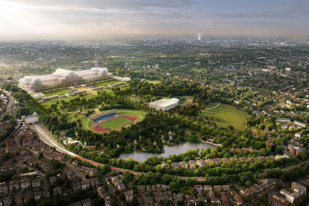 Shanghai developers plan to rebuild Crystal Palace