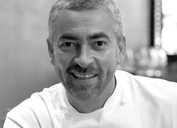 Alex Atala, head chef and founder of the double Michelin-starred D.O.M. restaurant, São Paulo