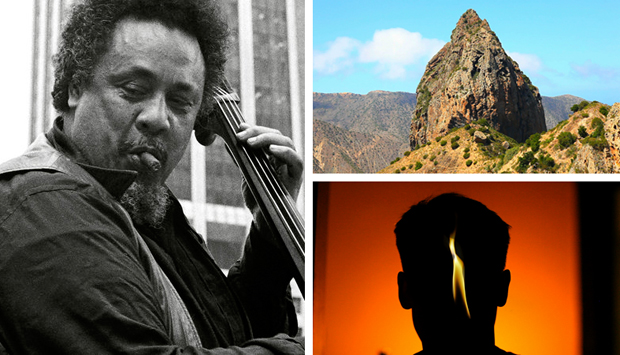 Charles Mingus in 1976, Ed Atkins, Death Mask 3 (2011) HD video, Images Courtesy of Ed Atkins