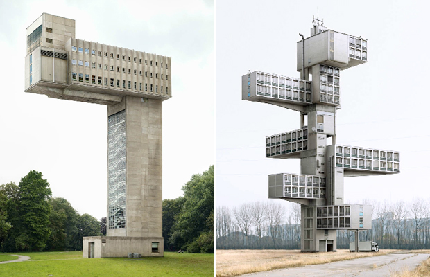 """And you're sure it'll stay up, yeah?"" - Filip Dujardin from the series, 'Fictions'"