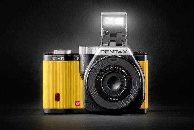 Marc Newson's K-01 for Pentax