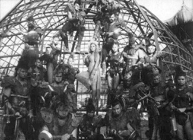 The Thunderdome from Mad Max 3