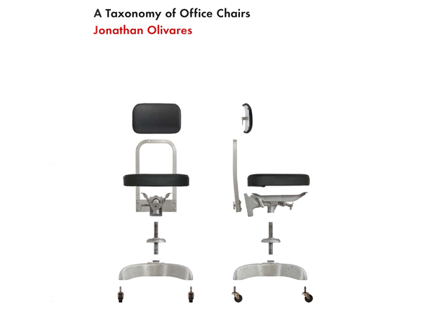 Jonathan Olivares' 'A Taxonomy of Office Chairs' dissects the evolution of the office chair, one arm rest and caster at a time