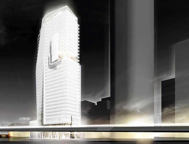 Richard Meier & Partners announced this week that the Mitikah tower would be built in Mexico City