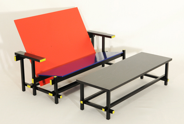 gerrit rietveld the remix design agenda phaidon. Black Bedroom Furniture Sets. Home Design Ideas