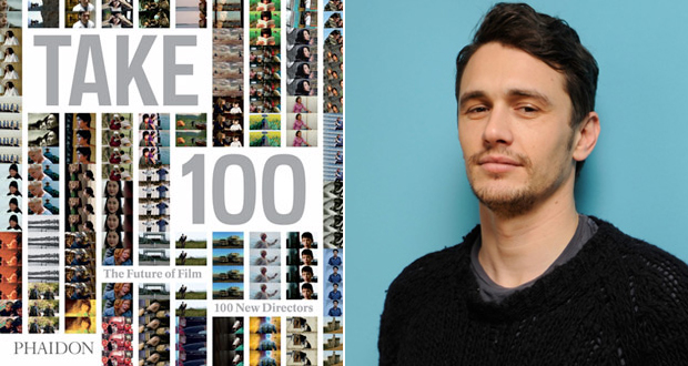 "James Franco says that 'Take 100' ""provides a road map for the future of the soul of film."""