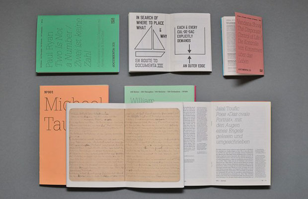 the story behind the branding of documenta 13 design agenda