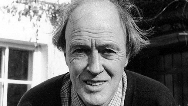 Author and Bacon intimate, Roald Dahl