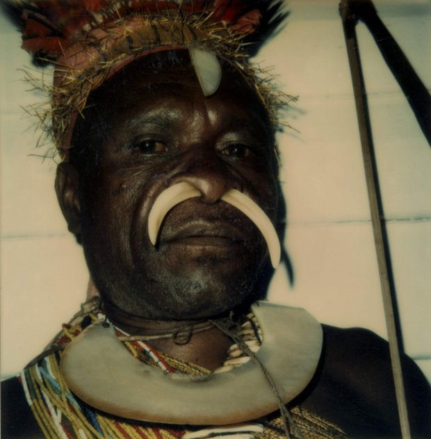 David Bailey - Papua New Guinea 1974