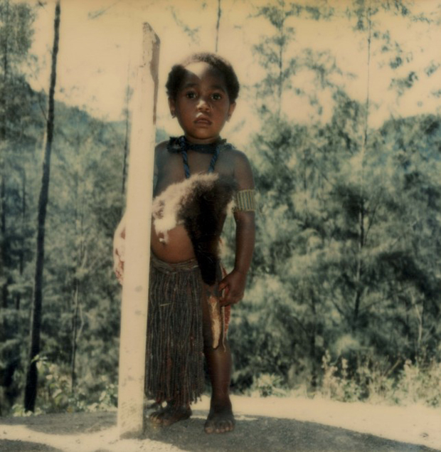 David Bailey Papua New Guinea 1974
