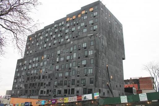 David Adjaye Does Neo Brutalism In New York Design