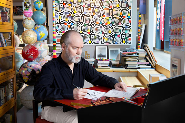 Douglas Coupland for Switzercultcreative