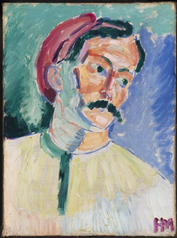Early 20th Century Modern Art Movement Of Matisse