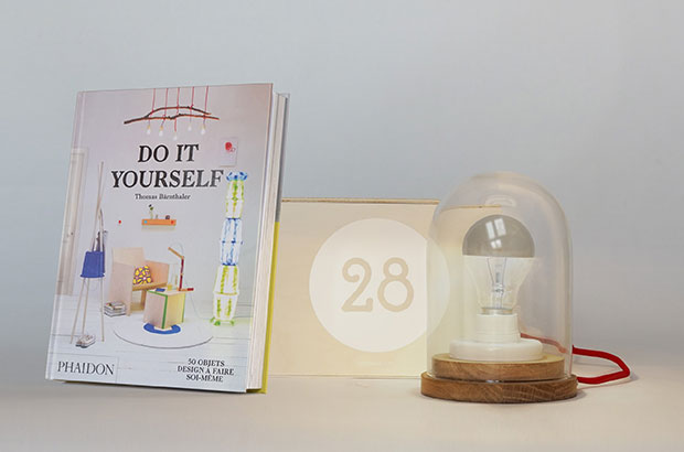 Phaidon teams up with designerbox design agenda phaidon gesa hansens precious light from our book diy and now featured in box 28 from solutioingenieria Gallery