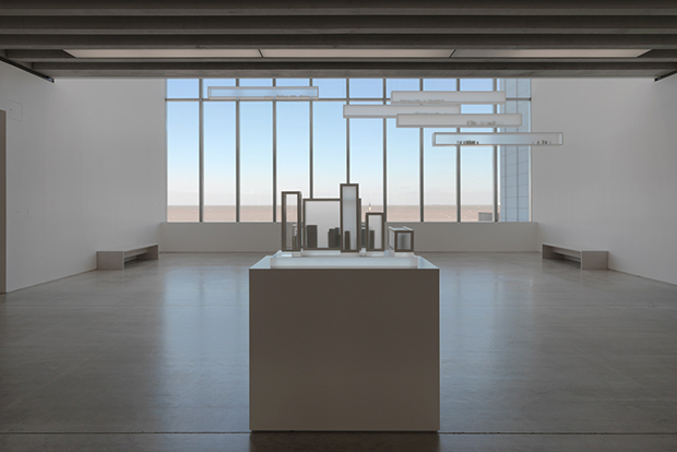 Atmosphere by Edmund de Waal, Margate Contemporary, 2014