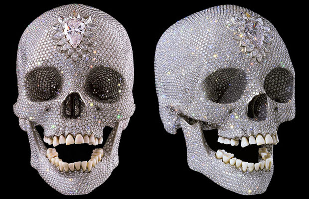 Damien Hirst, For the Love of God (2007)