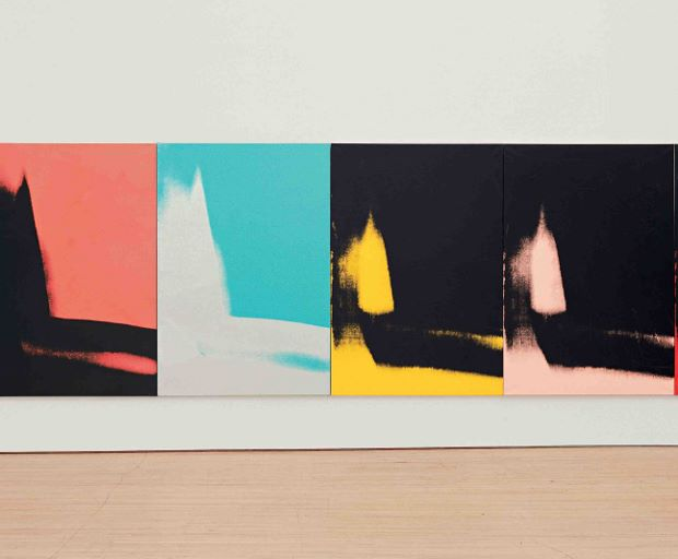 You really need to see Warhol's 'disco Rothko' chapel