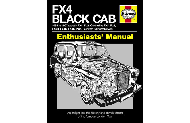 Haynes Manual, FX4 Black Cab