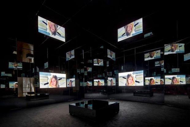 Strap yourself in for Doug Aitken's LA retrospective