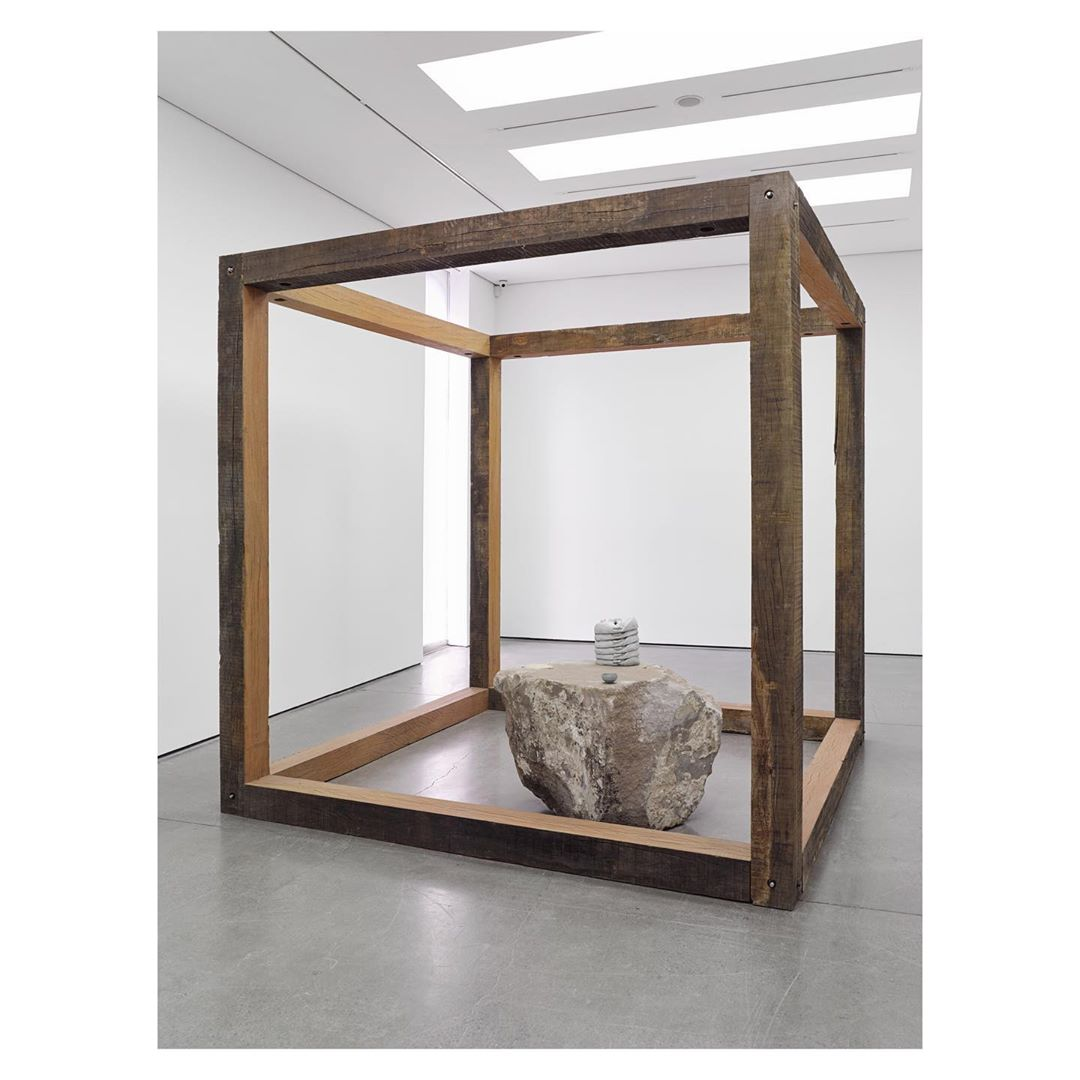 Theaster Gates, 'Drinking Cube', 2019 © Theaster Gates. Photo © White Cube (Ollie Hammick)