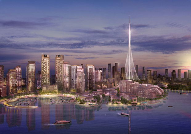 Could this Dubai tower become the world's tallest?