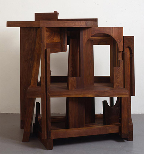 Duccio Variations No. 3 by (1999-2000) by Anthony Caro