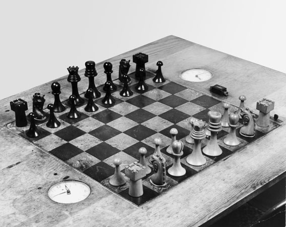 marcel chess set