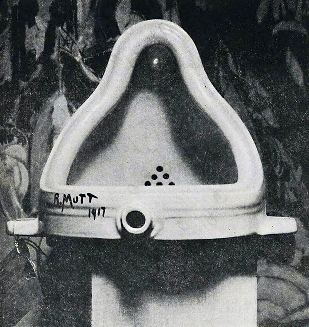 The fascinating tale of Marcel Duchamp's Fountain