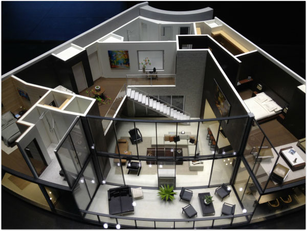 Porsche designs drive in apartments in miami for Duplex units