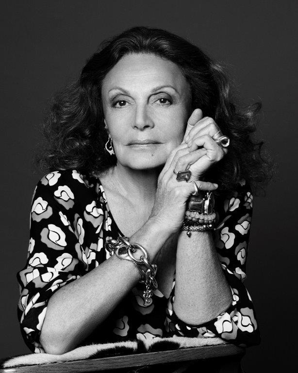 Diane von Furstenberg on the pandemic, procrastination and Owning It