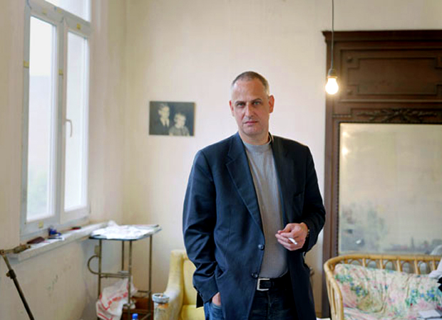 Luc Tuymans argues the art world is like the diamond trade