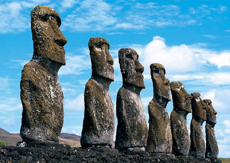 How we relocated Easter Island to The Art Museum