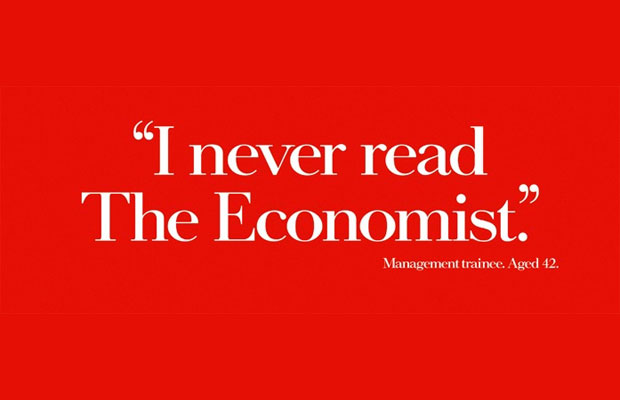 Abbott Mead Vickers BBDO, I never read The Economist, The Economist