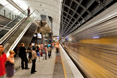 HASSELL, Epping to Chatswood Rail Link, Sydney