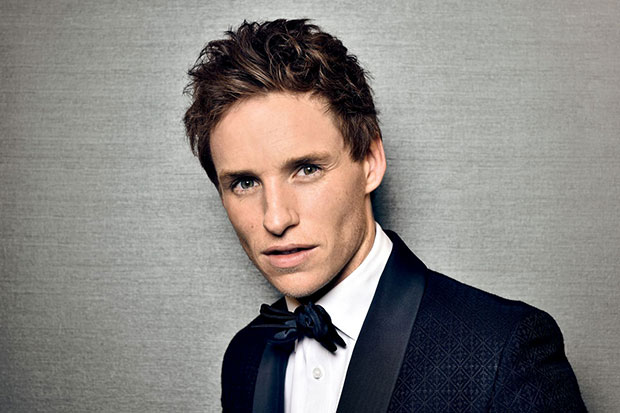 Eddie Redmayne just loves the Bouroullec Brothers
