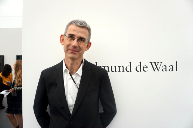 The hidden poetry in Edmund de Waal's Frieze show
