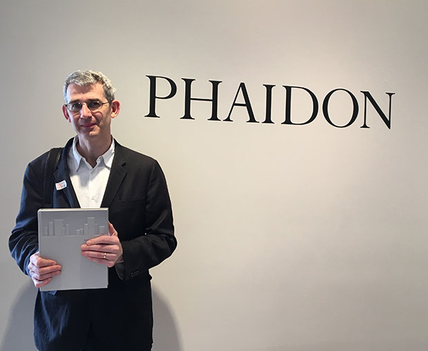 Look who visited Phaidon X The Met Bookstore!