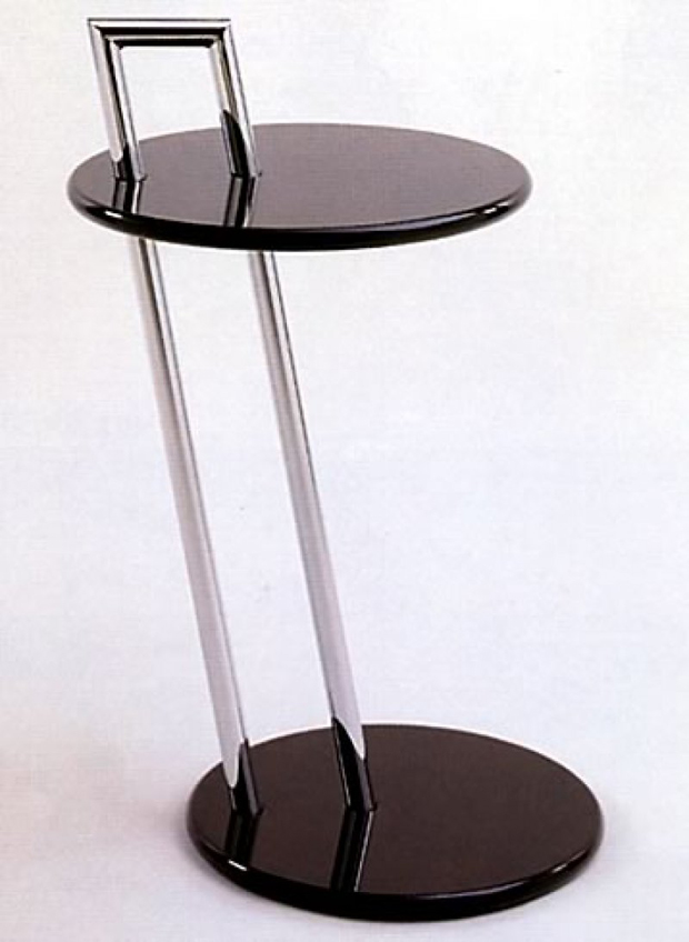 Round Occasional Table - Eileen Gray