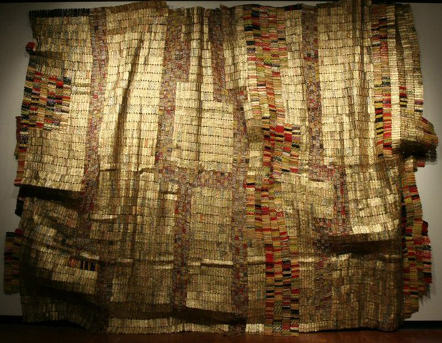 El Anatsui - I Am Light